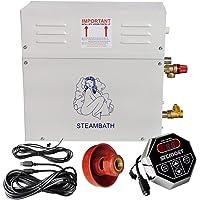 ECO-WORTHY 9 kW Automatic Generador de Vapor/ Sauna