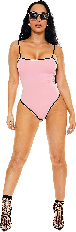 Pink Pretty Boutique Kendall Bodysuit