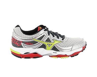 63106ba635391 Mizuno - Zapatillas de Running de Material sintético para Hombre  Amazon.es   Deportes y aire libre