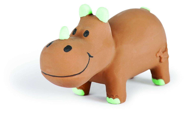 Charming Pet Lil Roamers Pet Squeak Giocattolo, Piccolo, Rhino