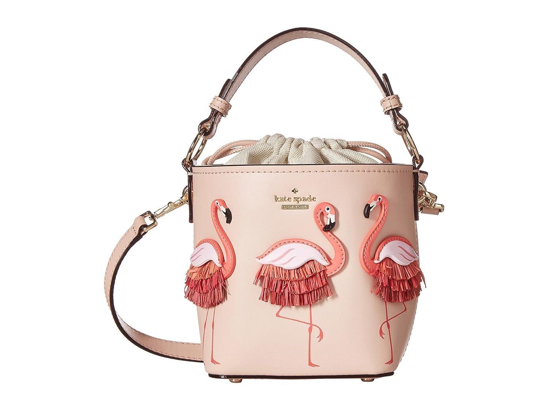 [ケイト スペード] レディース ハンドバッグ By The Pool Flamingo Pippa [並行輸入品] B07DR9P43SNo-Size