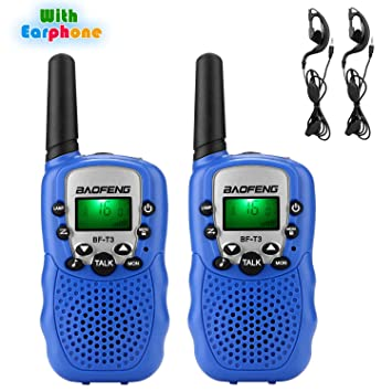 Amazon.com: Baofeng Walkie Talkies - Walkie Talkies para ...