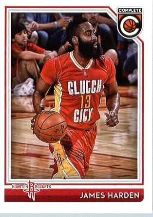 James Harden 2016-17 Panini Donruss baloncesto card!!!
