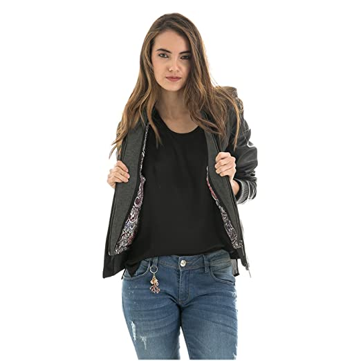 VELEZ Women Genuine Colombian Leather Biker Jacket | Chaqueta de Cuero de Mujer at Amazon Womens Coats Shop