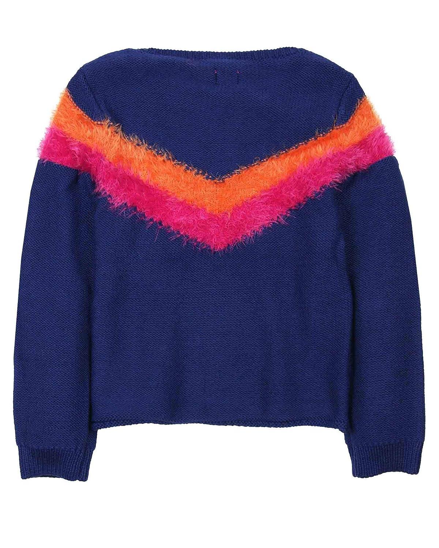 Kidz Art Girls Shag Knit Pullover Sizes 6-12