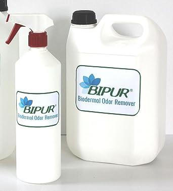 bipur: BIODERMOL Odor Remover. Eliminiert Gerüche flüssig Konzentrat ...