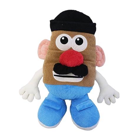 Amazon Com Disney Toy Story Stuffed Tissue Cover Mr Potato