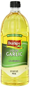 Durkee Liquid Garlic, 32-Ounce
