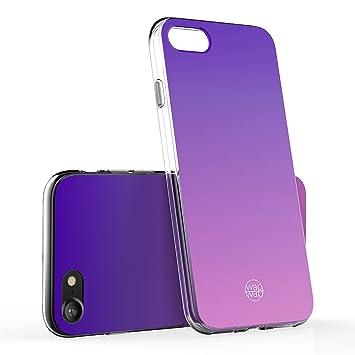 IPhone 7 Purple Case 8 Technext020 Cute Slim