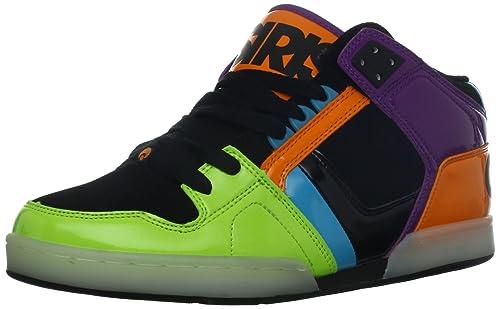 Osiris - Zapatillas de Deporte para Hombre, Negro (Negro), 42: Amazon.es: Zapatos y complementos