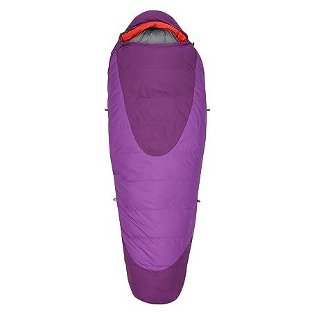 Kelty Cosmic de la Mujer 20 W DriDown Saco de Dormir, Dahlia/gra e Juice: Amazon.es: Deportes y aire libre
