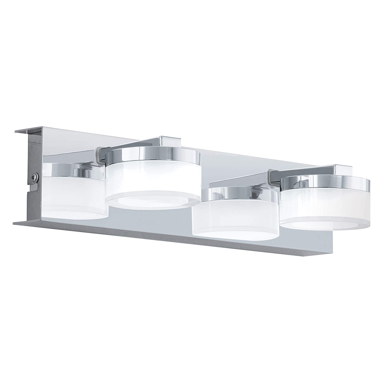 EGLO ROMENDO Wandleuchte Stahl Integriert, 4.5 W, chrom