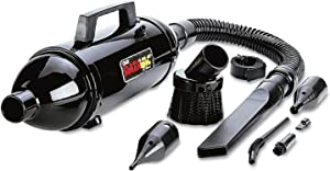 MEVMDV1BA - Metro Vac Portable Hand Held Vacuum and Blower with Dust Off Tools