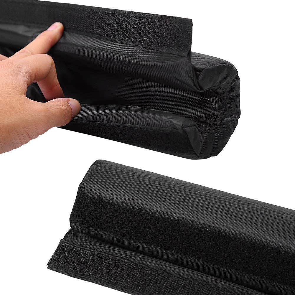 DaMohony para levantamiento de pesas cuello y hombros Almohadilla para barra de sentadillas