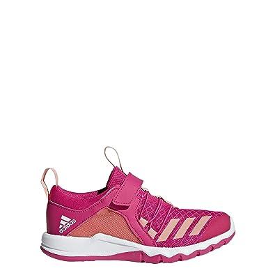 6232e73ef adidas Unisex Kids  Rapidaflex El K Fitness Shoes  Amazon.co.uk  Shoes    Bags