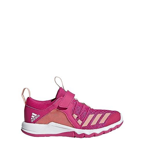 11077323267 Adidas Unisex s Rapidaflex El K Reamag Chacor Ftwwht Running Shoes-11 Kids  UK