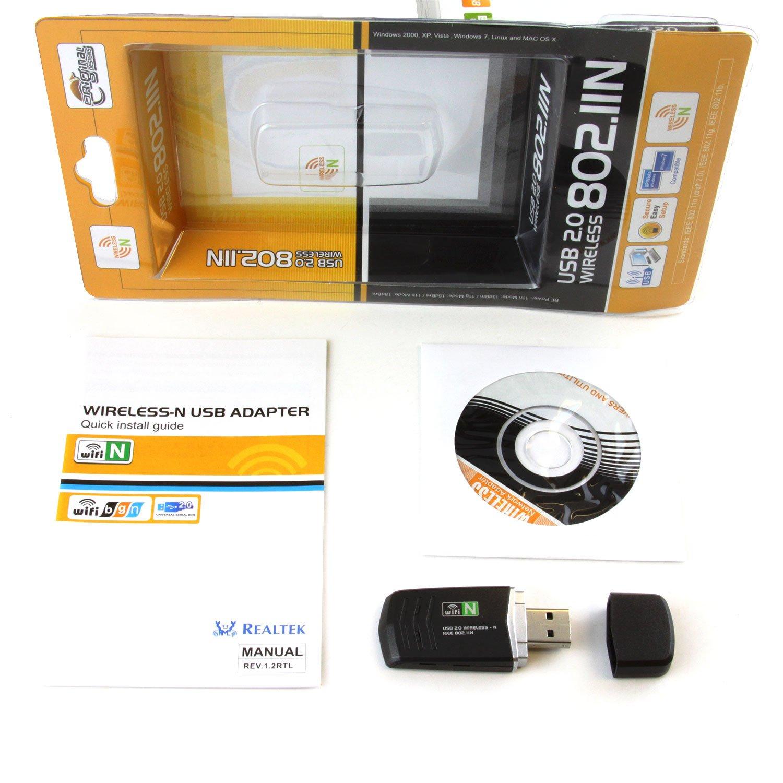 amazon com strongrr 300mbps wireless n wifi usb lan network adapter rh amazon com
