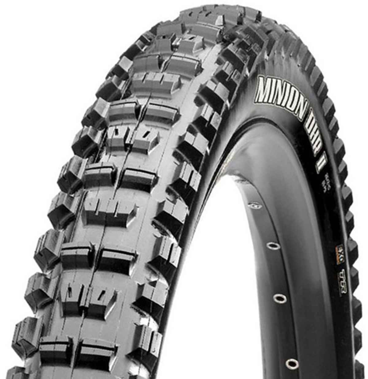 Maxxis Minion DHR IIタイヤ27.5 X 2.6 60tpi Dual Compound EXO Casing Tubeless B0756N98P8