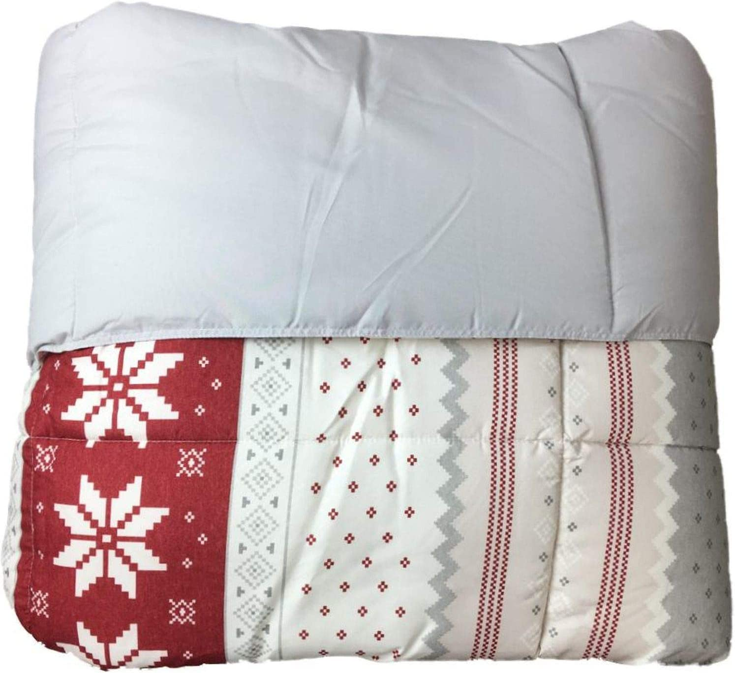 The Big One REVERSIBLE DOWN-ALTERNATIVE Comforters See Selection