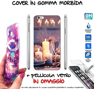 caselabdesigns carcasa funda blanda velas aroma para WIKO u-feel ...