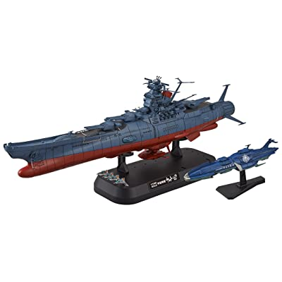 StarBlazers 2202 Warriors of Love Space Battleship Yamato 1:1000 Scale Model Kit: Toys & Games