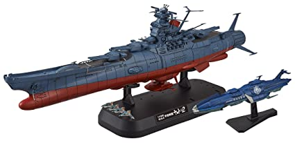 StarBlazers 2202 Warriors of Love Space Battleship Yamato 1:1000 Scale  Model Kit