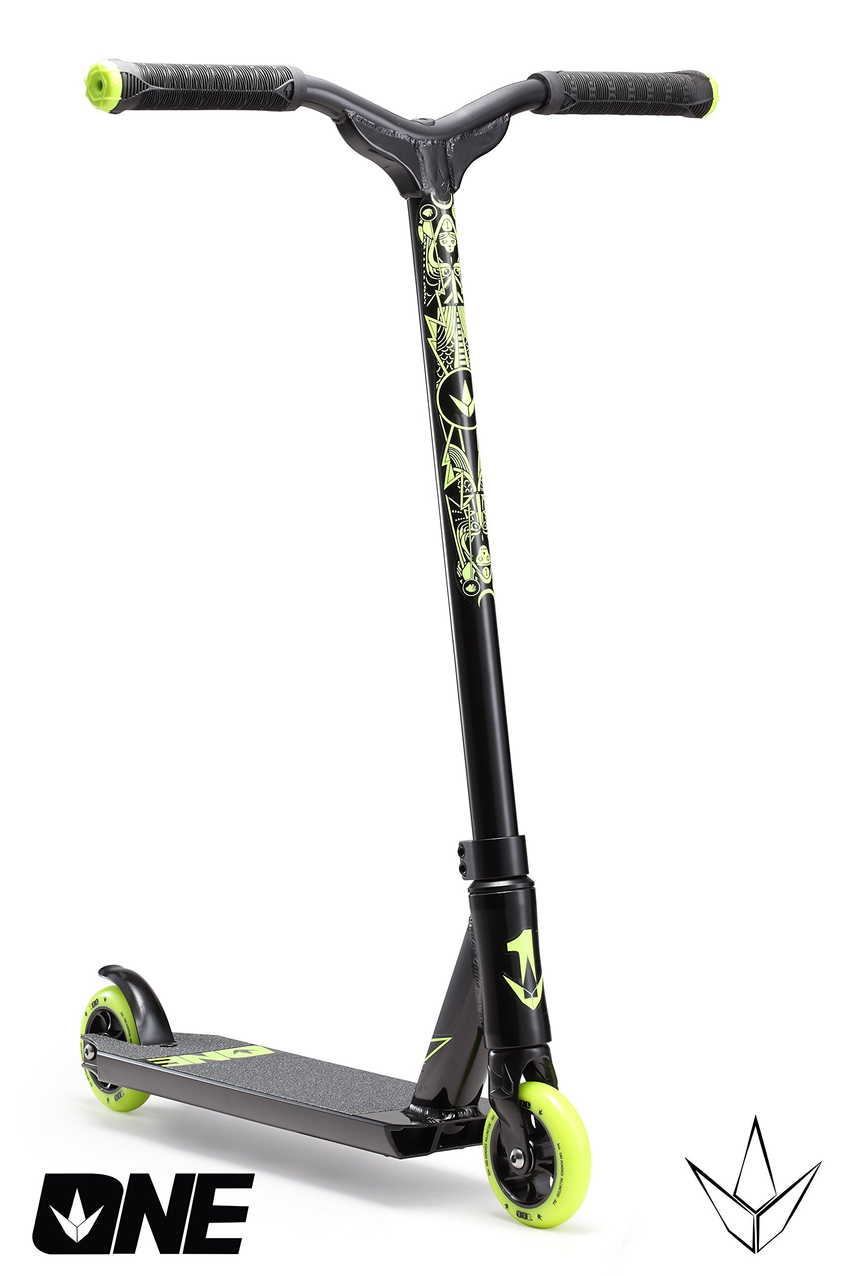 Envy One Freestyle Pro Scooter (Yellow)