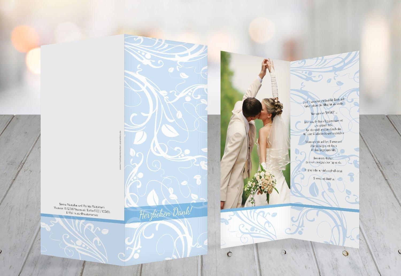 Kartenparadies Danksagung für Hochzeitsgeschenke Hochzeit Dankeskarte Dankeskarte Dankeskarte Blättertraum, hochwertige Danksagungskarte Hochzeitsglückwünsche inklusive Umschläge   10 Karten - (Format  105x215 mm) Farbe  RosaRosa B01N36GTEM |  Neuer Mark 1394e8