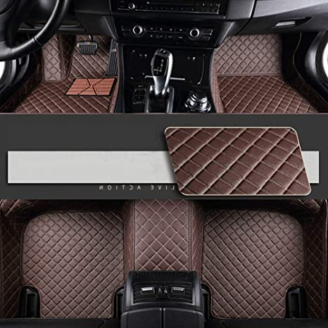 F20;F21 2011/>2012/>5 PORTE SET TAPPETI IN GOMMA SU MISURA PER BMW SERIE 1