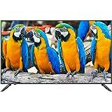iLike 50 Inch 4K Ultra HD Smart TV, Black - IITU5060