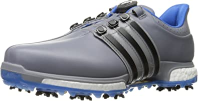 adidas Men's TOUR360 Boa Boost Tragre Golf Shoe