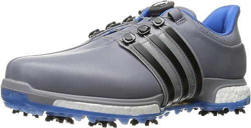 Amazon Com Adidas Men S Tour360 Boa Boost Tragre Golf Shoe Golf