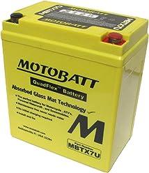 Kawasaki KLF 300 C13 Bayou MBTX14AU Motorcycle battery 2001