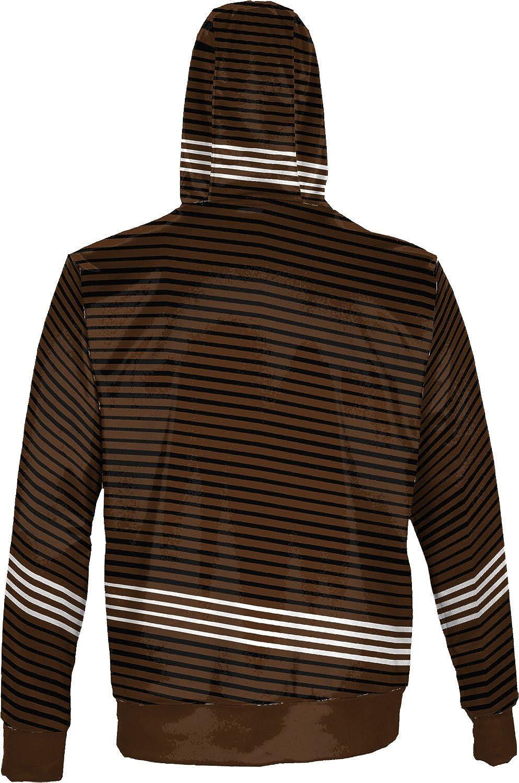 ProSphere Brown University Boys Full Zip Hoodie Vector