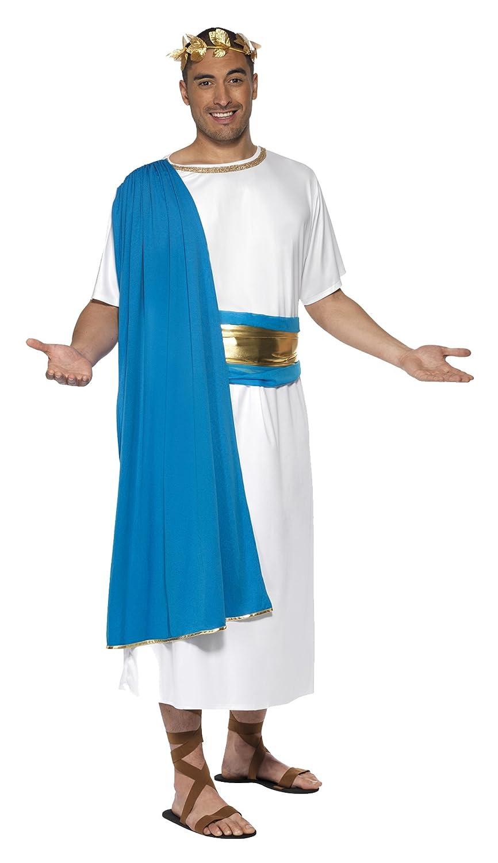 Amazon.com: Large Men\'s Roman Senator Costume: Clothing