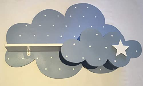 Estantería infantil nube.: Amazon.es: Handmade