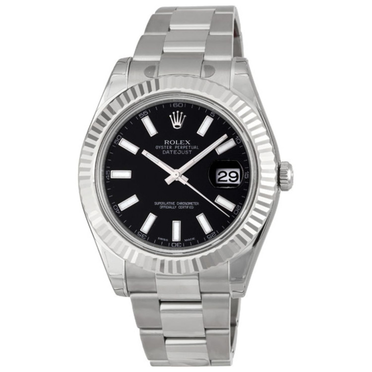 f041cce6040 Amazon.com: Rolex Oyster Perpetual DateJust II 116334: Rolex: Watches