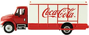 Motor City Classics Beverage Delivery Truck with Metal Body and Chassis