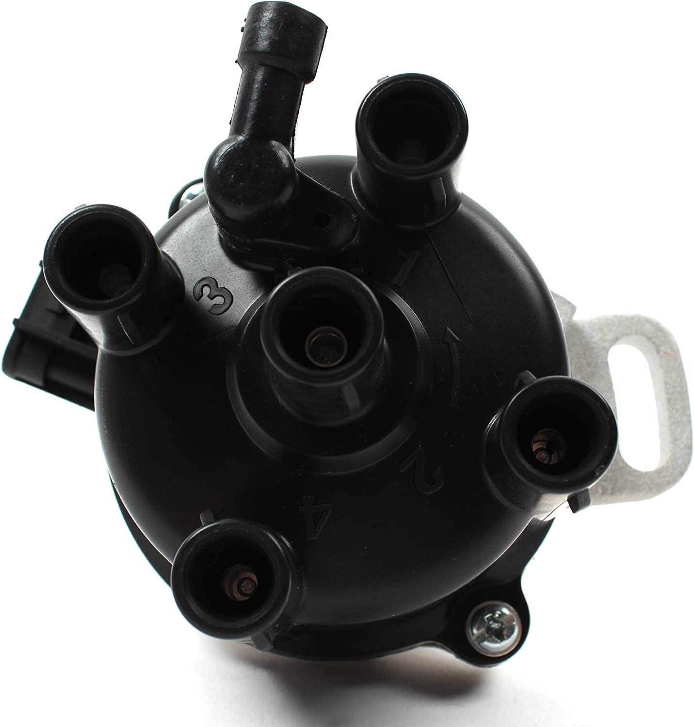 EDCA-300 Brand New Complete Ignition Distributor with Cap /& Rotor Compatible with 94-95 Toyota Camry Celica 2.2L 5SFE California Emission
