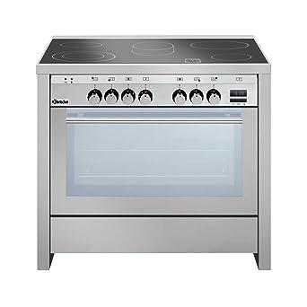 Bartscher 155660 - Cocina eléctrica con horno multifunción ...