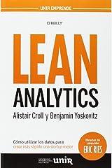 Lean Analytics: Cómo utilizar los datos para crear más rápido una startup mejor Capa comum