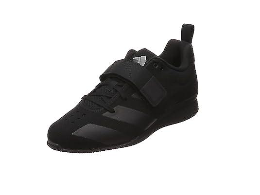 adidas Herren Adipower Weightlifting Ii Fitnessschuhe, Schwarz, 47.3 EU