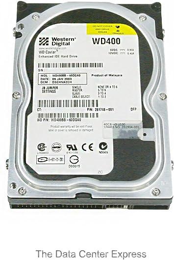 """40GB SATA 3.5/"""" 7200RPM Desktop HDD hard drive Lot of 10"""