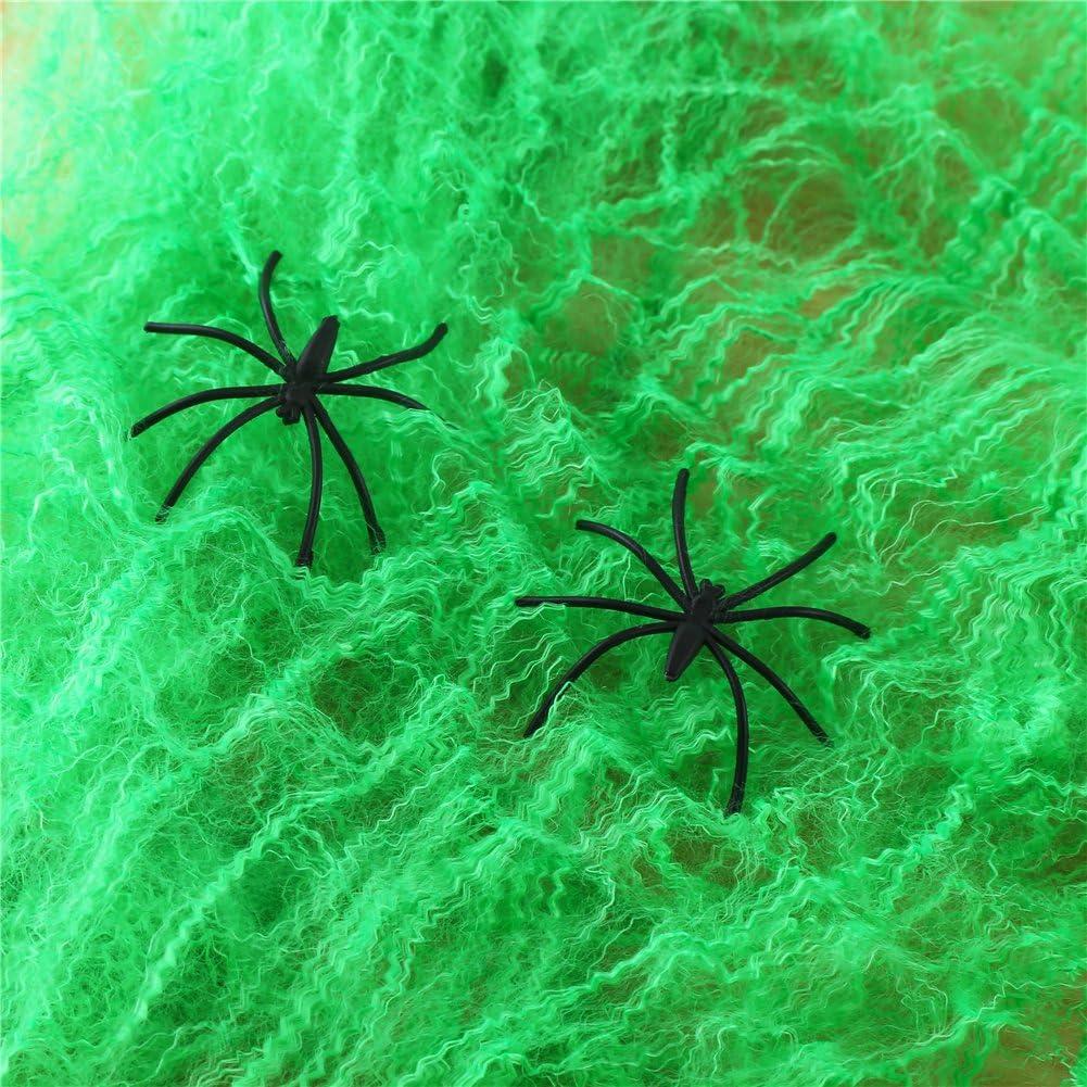 Halloween Gray Spider  Microwavable Bowl Cozy Set Kitchen Accessory Spider Web Bowl Cozy Halloween Decor