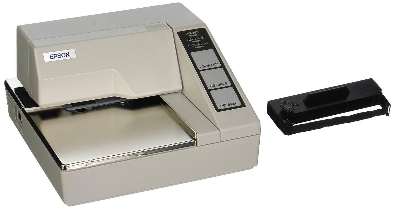Epson TM-U295 Slip Printer Serial White Dot Matrix  C31C163272  NEW