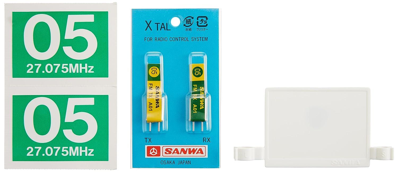 FM27MHz abgestimmt eingestellt eingestellt eingestellt XTAL 05BAND 107A62175A (Japan Import / Das Paket und das Handbuch werden in Japanisch) 61fe49