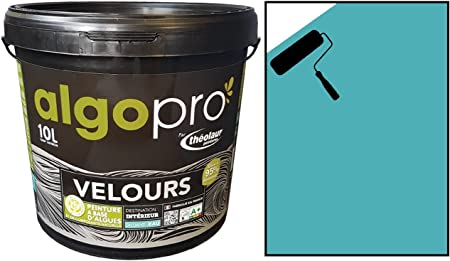ALGO : Peinture écologique naturelle bio-