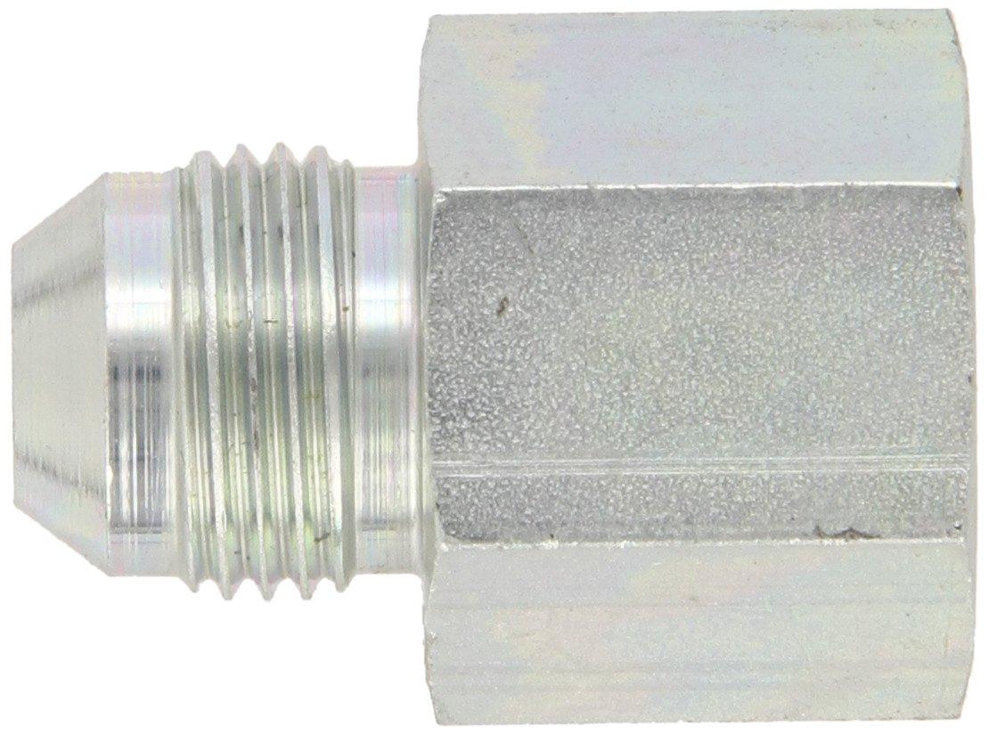 1//2 JIC Eaton Aeroquip 2215-10-8S Reducer NULL Tube OD m Female 37 Degree JIC End Size Carbon Steel x 5//8 JIC f JIC 37 Degree End Types