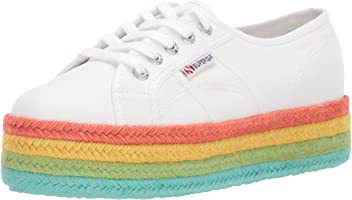 Superga Womens 2790 Cotcoloropew Sneaker