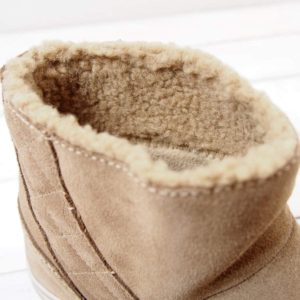 Sorel Glacy Short, Botas para Mujer Marrón Delta Autumn B 257 CVMrp